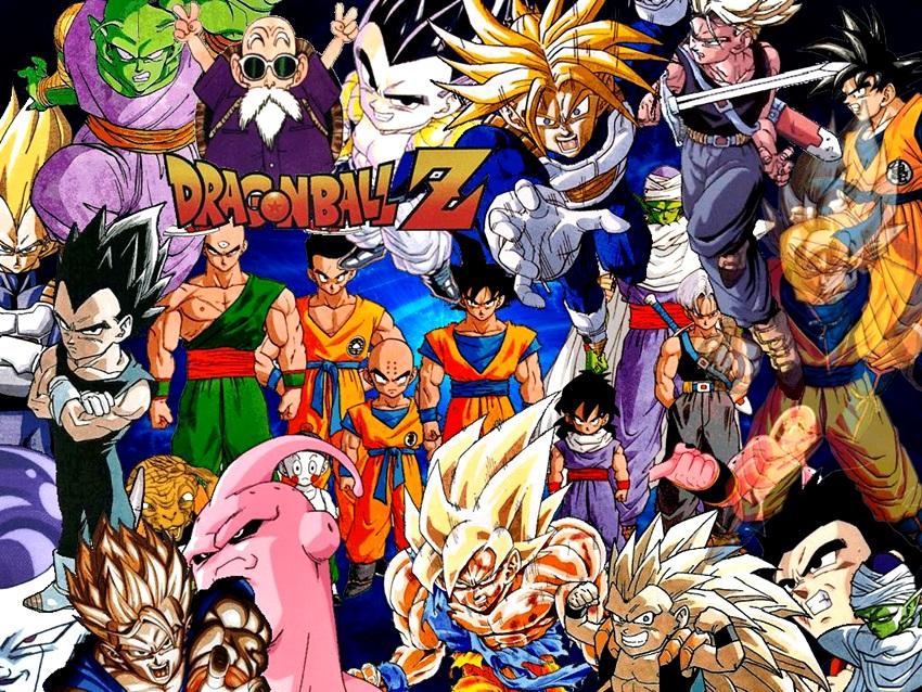 Personajes de Dragón Ball Z