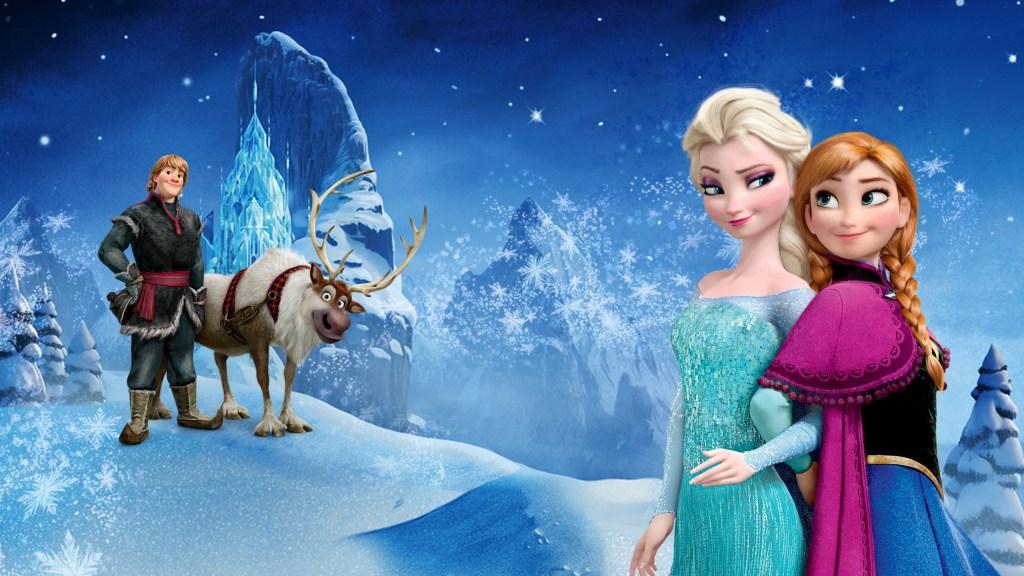 Personajes de frozen