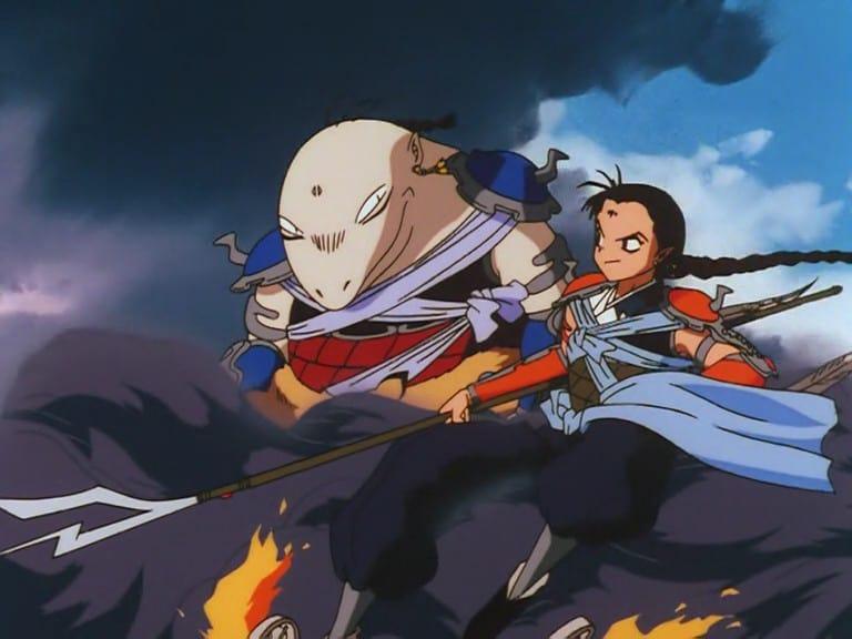 Conozcamos A Todos Los Personajes De Inuyasha En El Anime