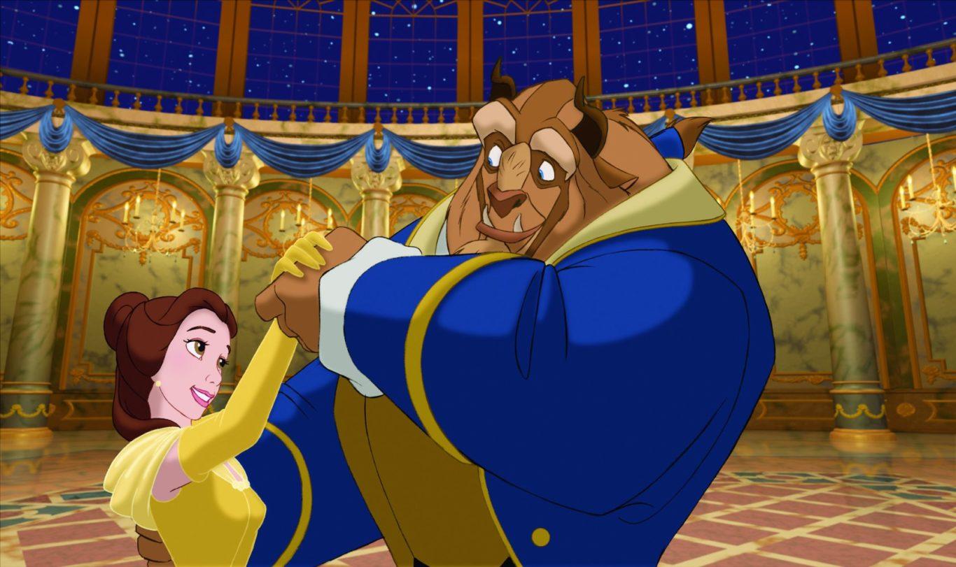 Personajes de la Bella y la Bestia