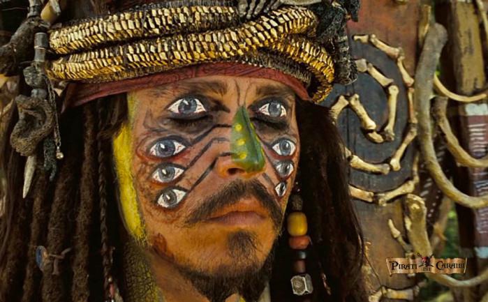 Piratas del Caribe 2