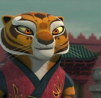 Aprende todo sobre la tigresa de Kung fu panda