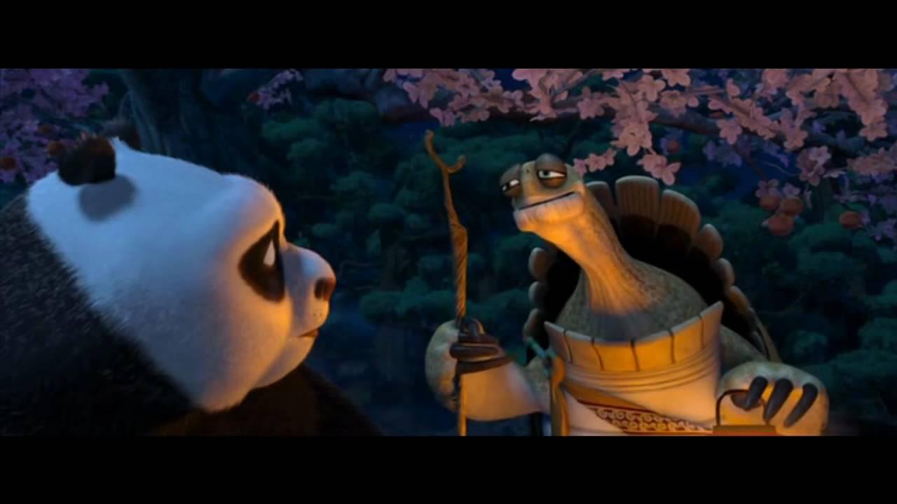 Tortuga de kung fu panda