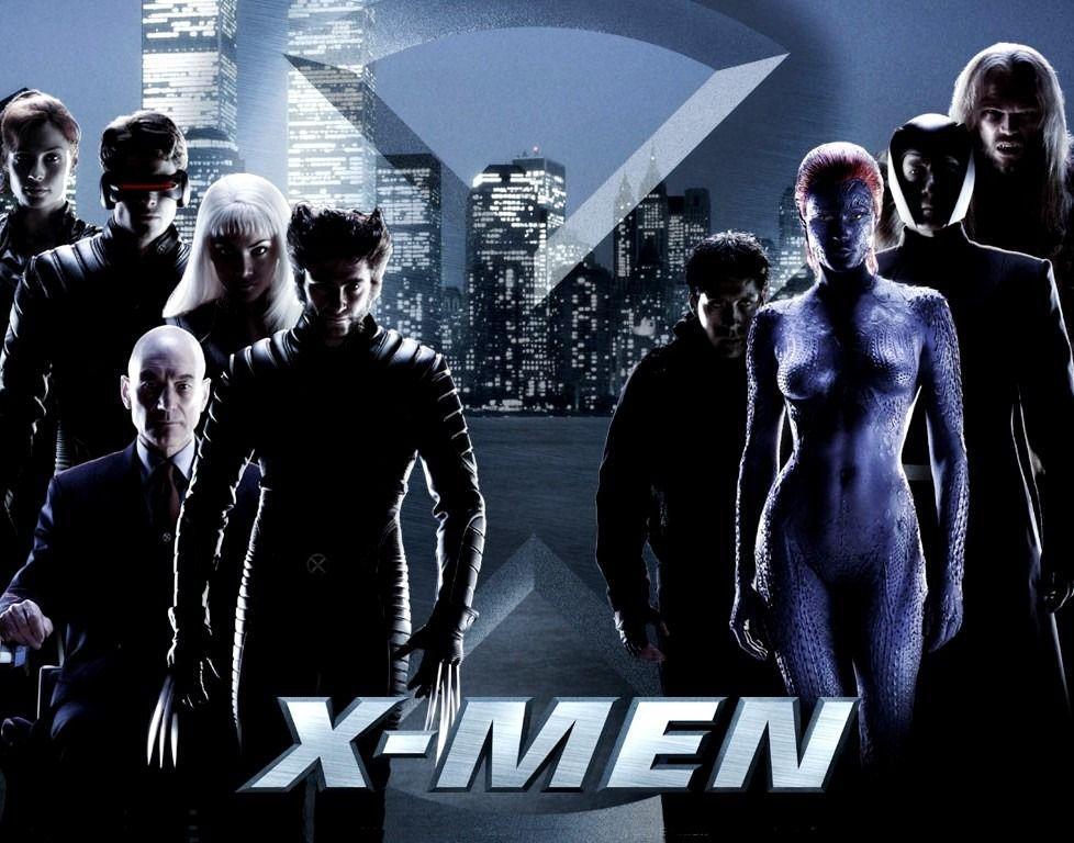X-Men la pelicula