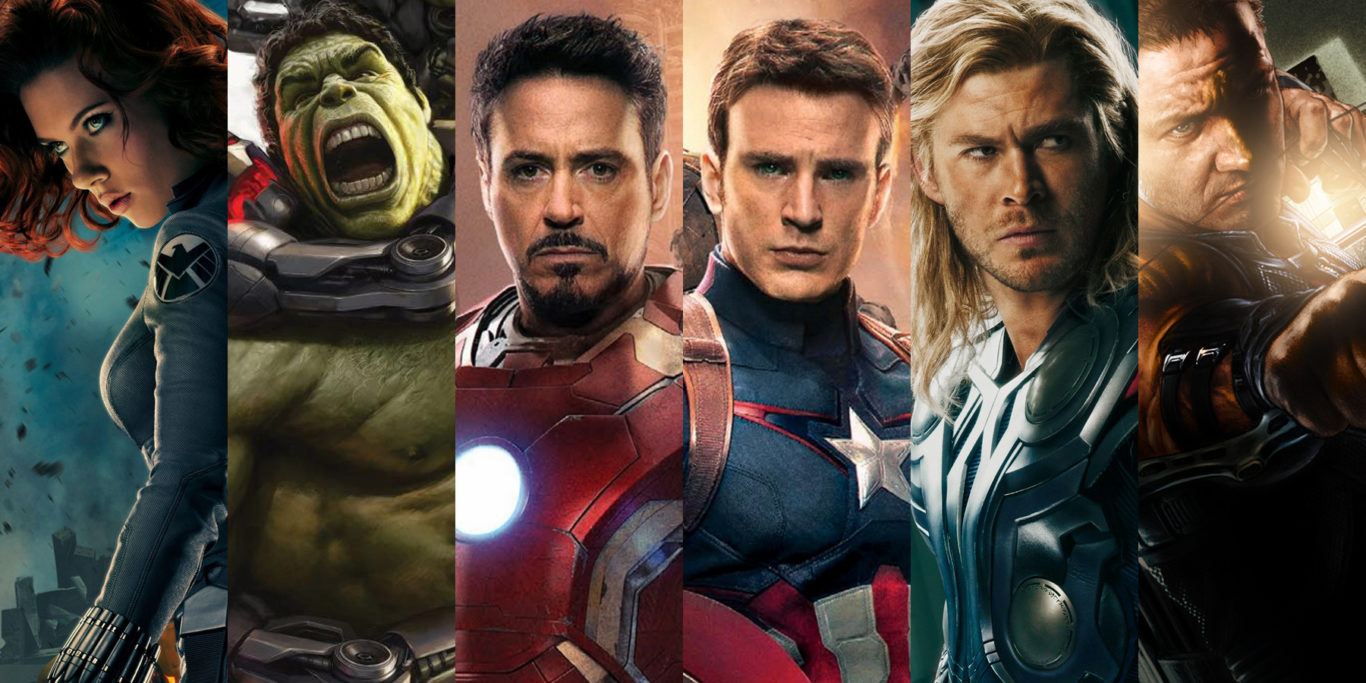 Los Vengadores2