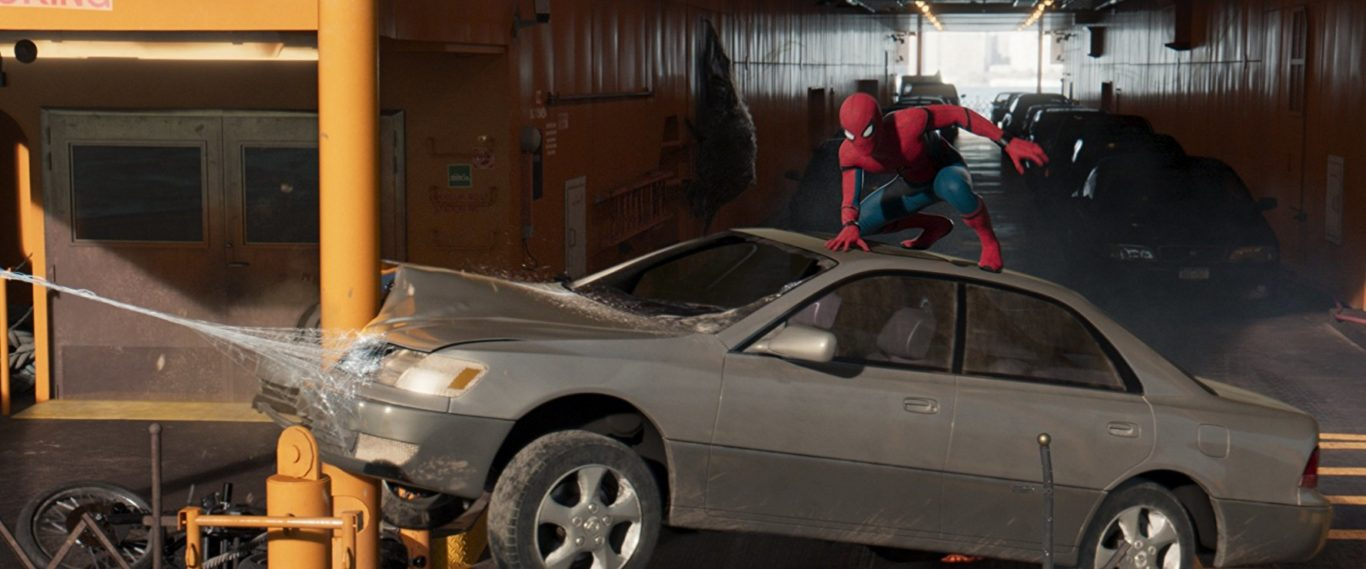 Spiderman: Homecoming