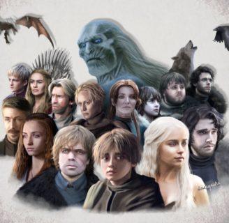 Serie de Juego de Tronos: actores, temporadas, personajes y más