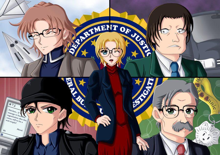 detektive conan vivo