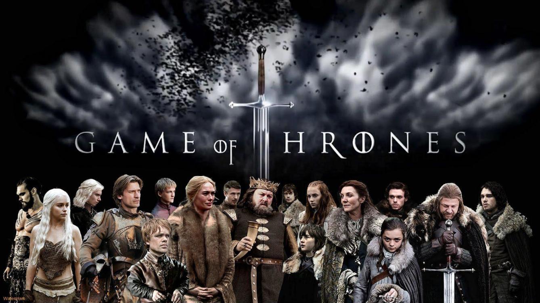 serie de juego de tronos