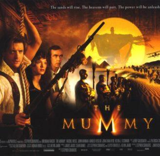 Conoce sobre las películas de la momia