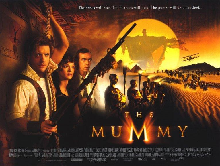 películas de la momia