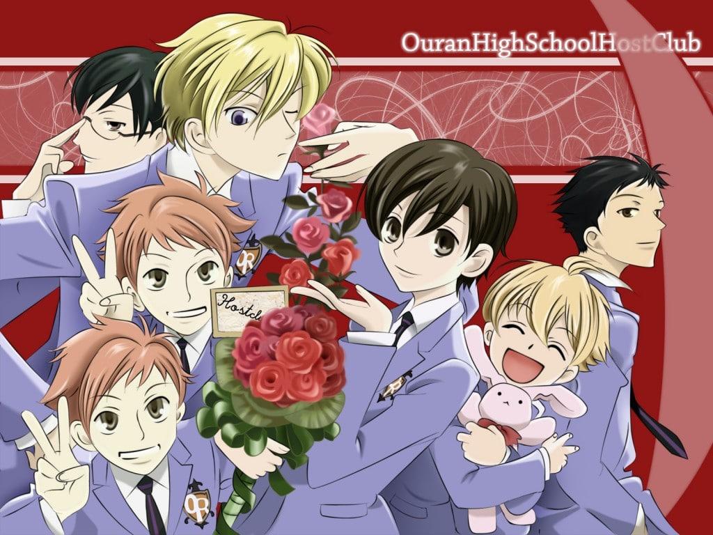 Ouran Highschool Host Club