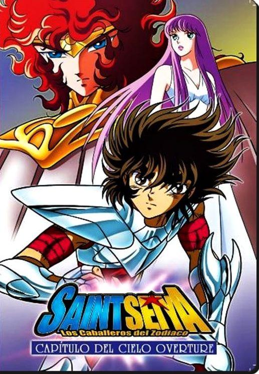 Saint Seiya: sinopsis, manga, películas, live action, anime