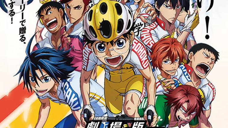 Yowamushi-Pedal manga