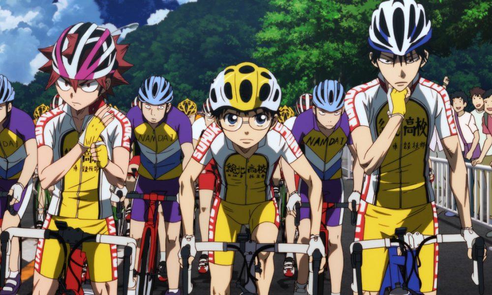 Yowamushi-Pedal 1-0