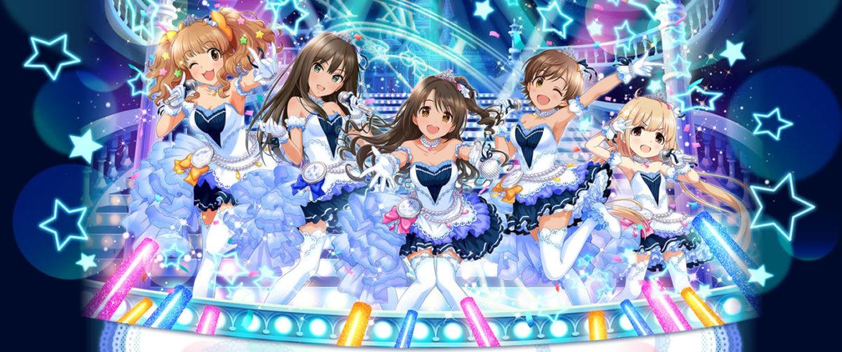 TheIdolmaster Cinderella Girls