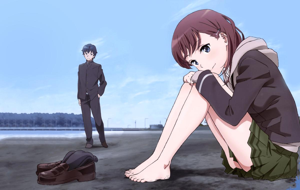 Resultado de imagen para just because anime