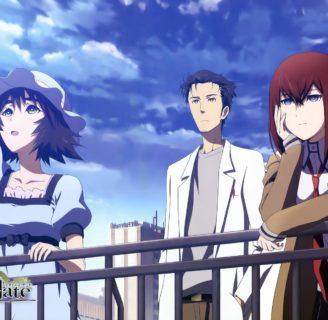 Steins;Gate: Sinopsis, manga, novela visual y mucho más