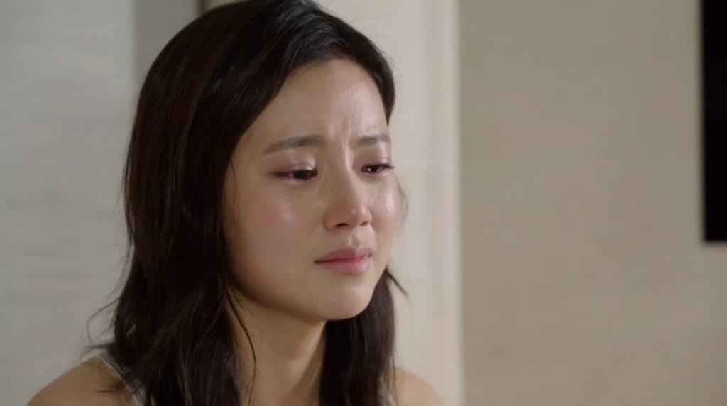 Seung Mi hermanastra de Eun Sung en Shining inheritance