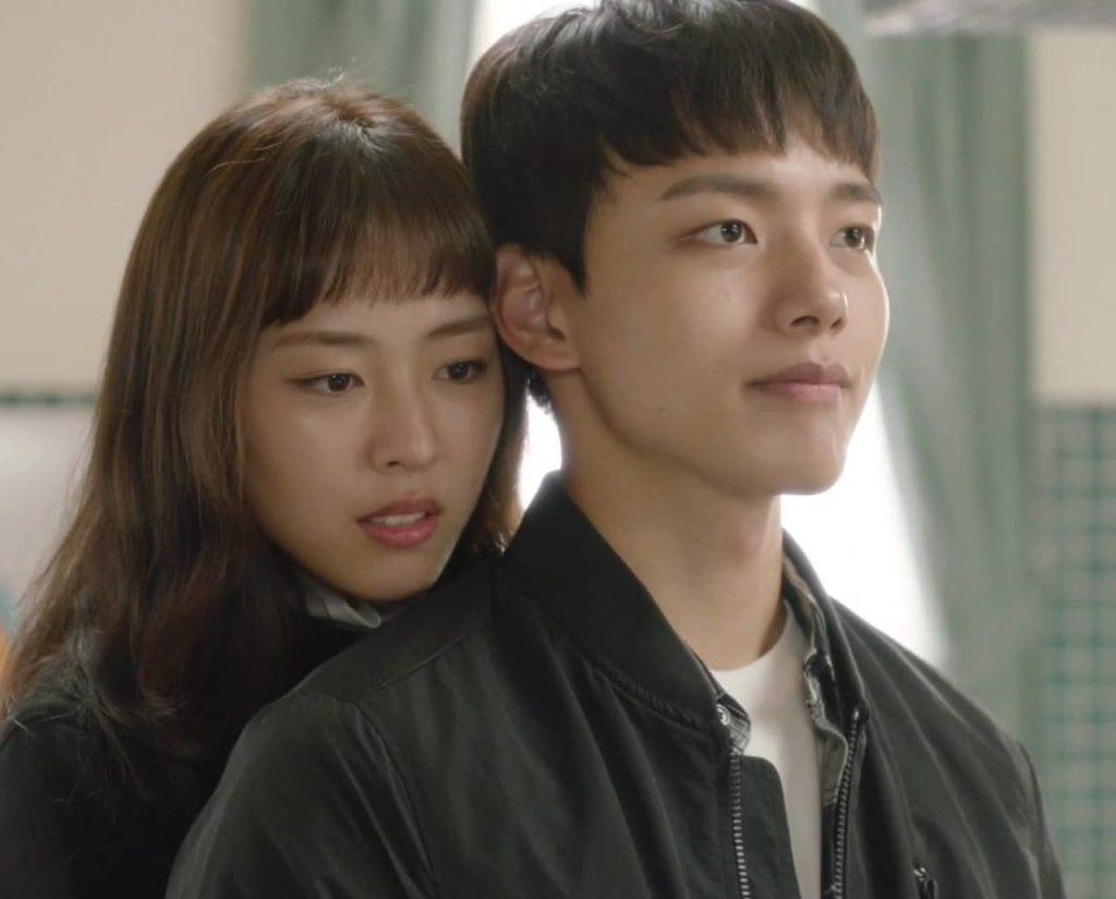 Seong hae seong y Jeong Jeon Woo
