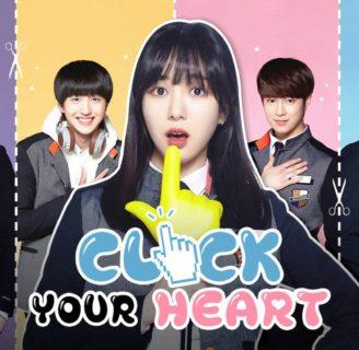 Click Your Heart: sinopsis, elenco, personajes y mucho más