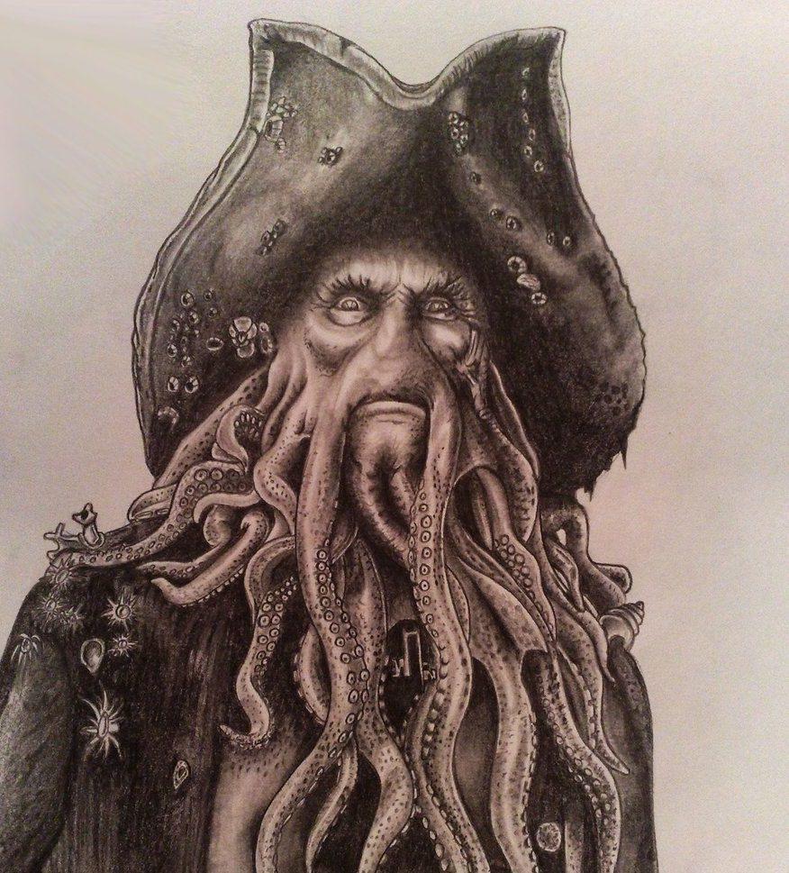 Davy Jones Conozca Su Historia Actor Frases Cofre Y Más