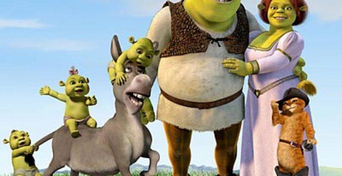 Personajes de Shrek