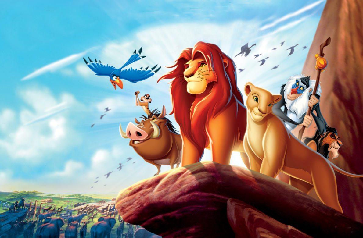 Personajes del rey leon-1