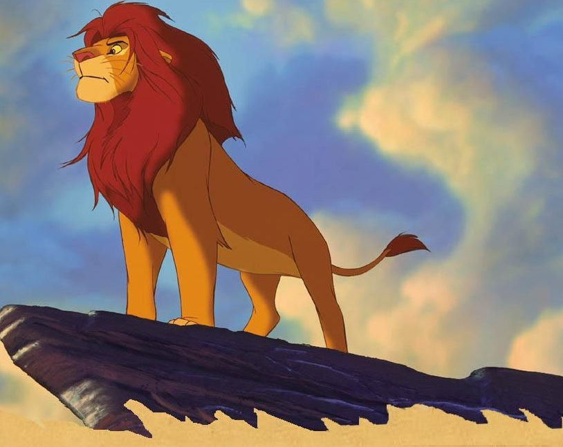 Personajes del rey leon-2