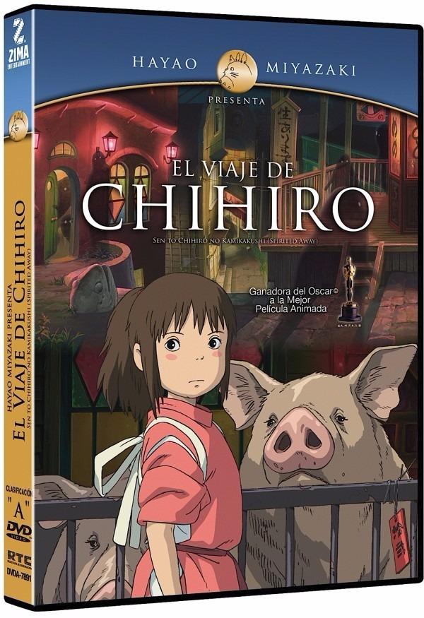 el viaje de chihiro 1