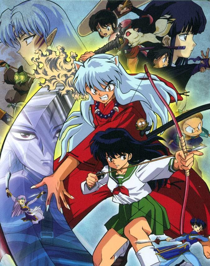 personajes de Inuyasha