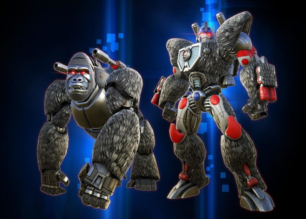 Maximal optimus prime