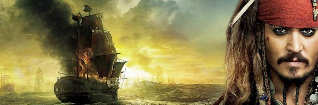 Películas de Piratas del Caribe