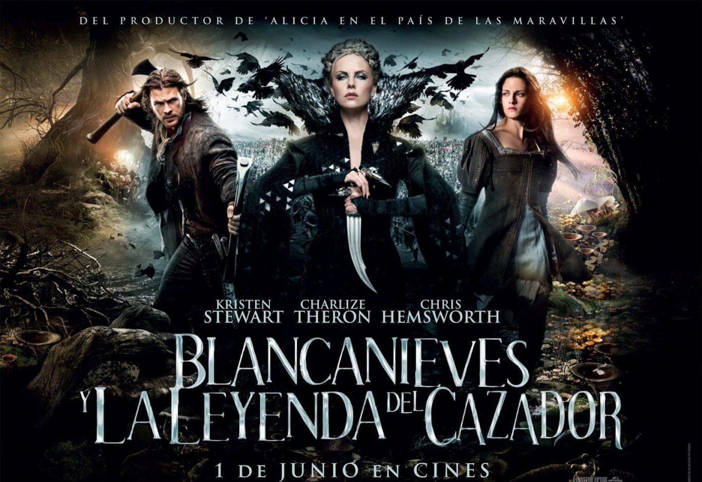 Blancanieves y el cazador 1