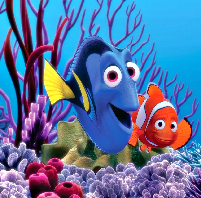 Buscando A Nemo Sinopsis Películas Personajes Y Más