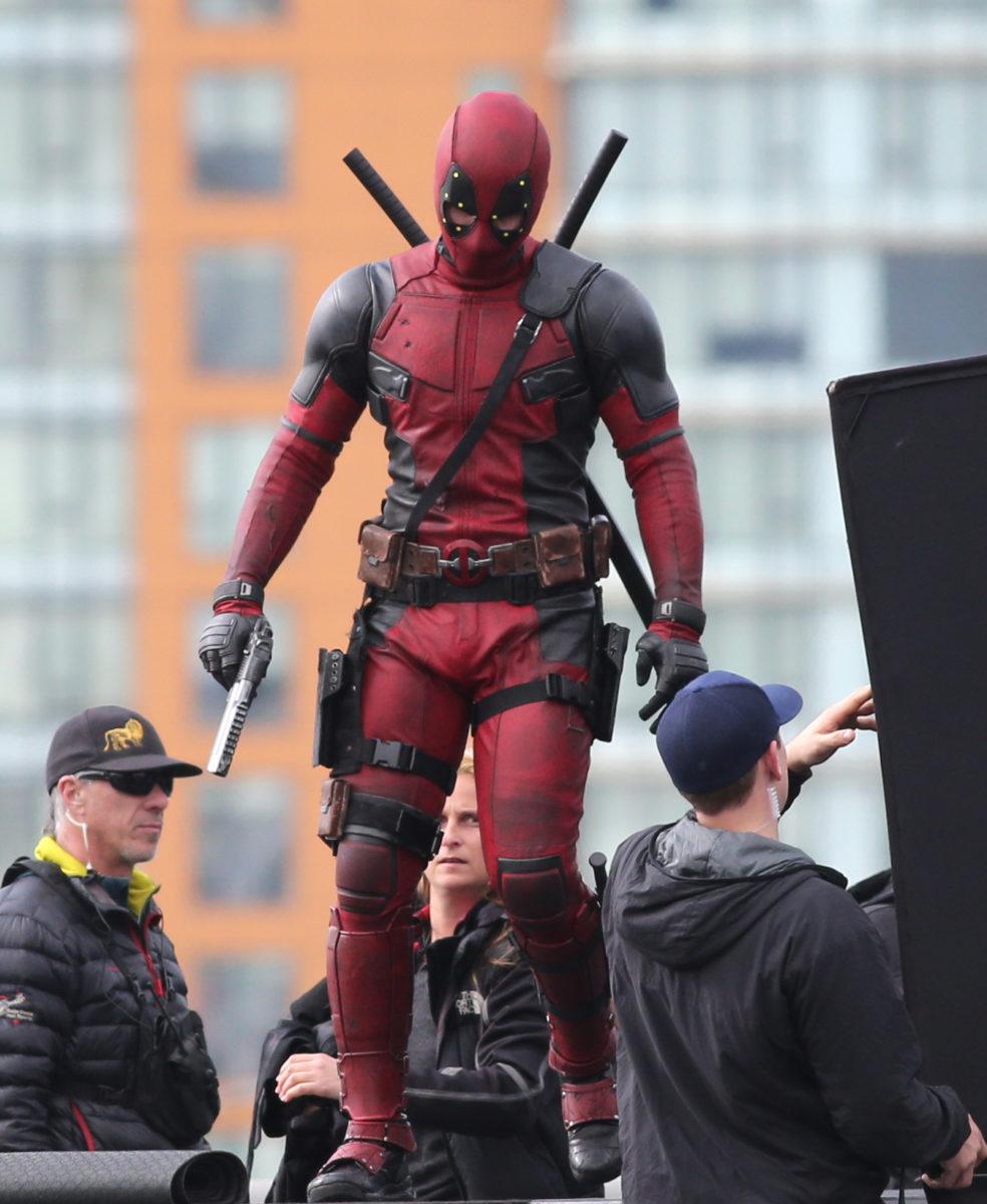 Deadpool: 2016