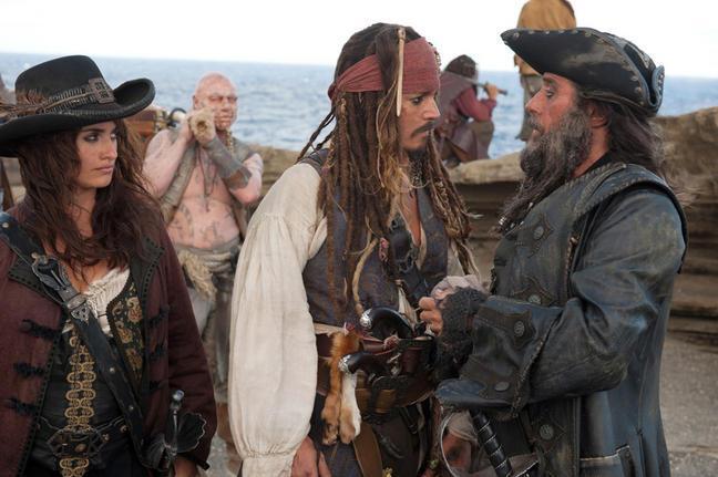 Piratas del Caribe 1