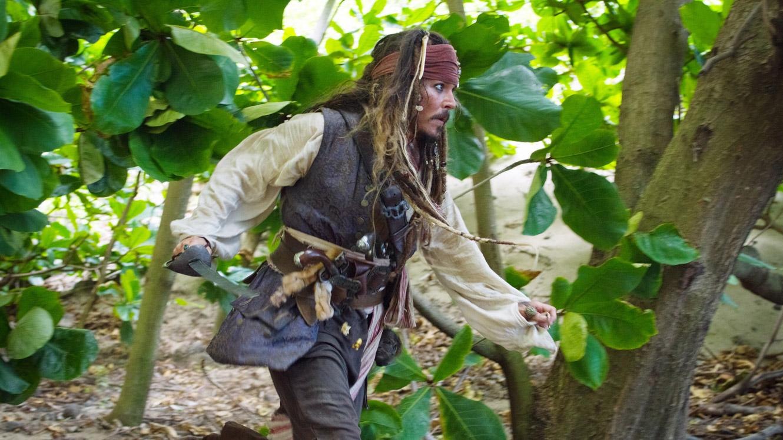 Piratas del Caribe 4