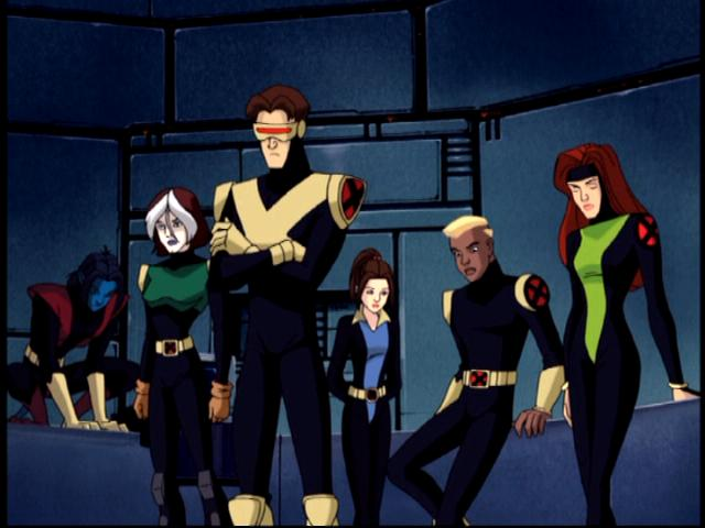 X Men Evolution