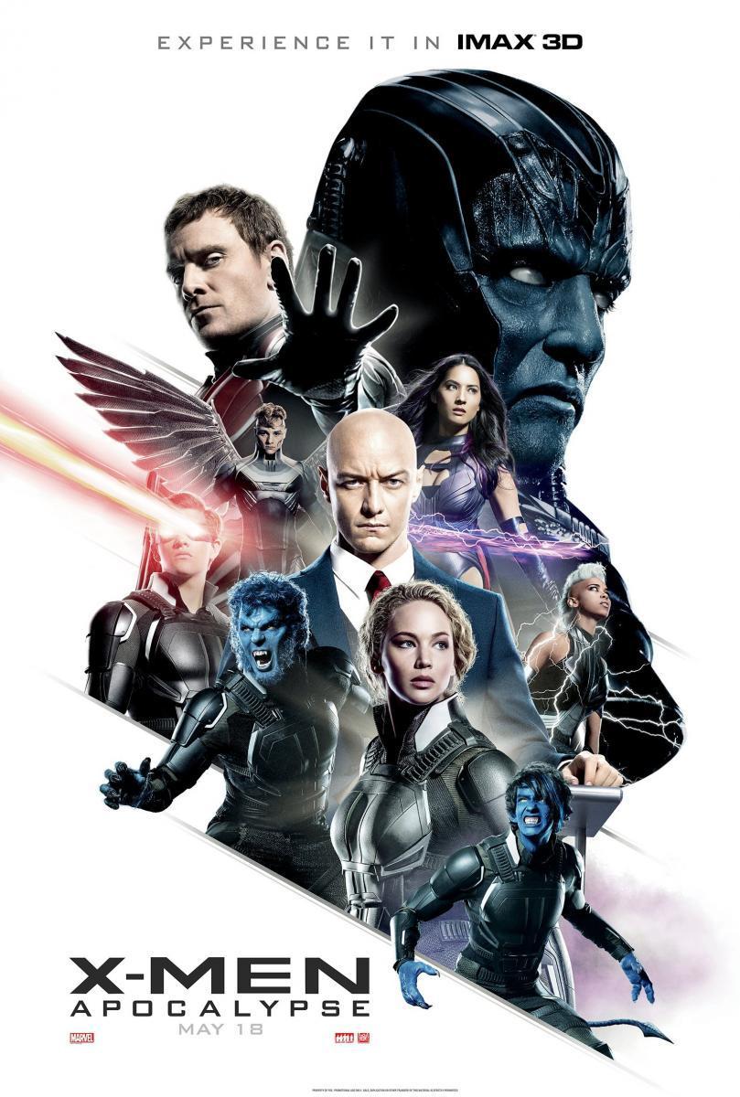 Conoce sobre X-Men 2 y sus personajes