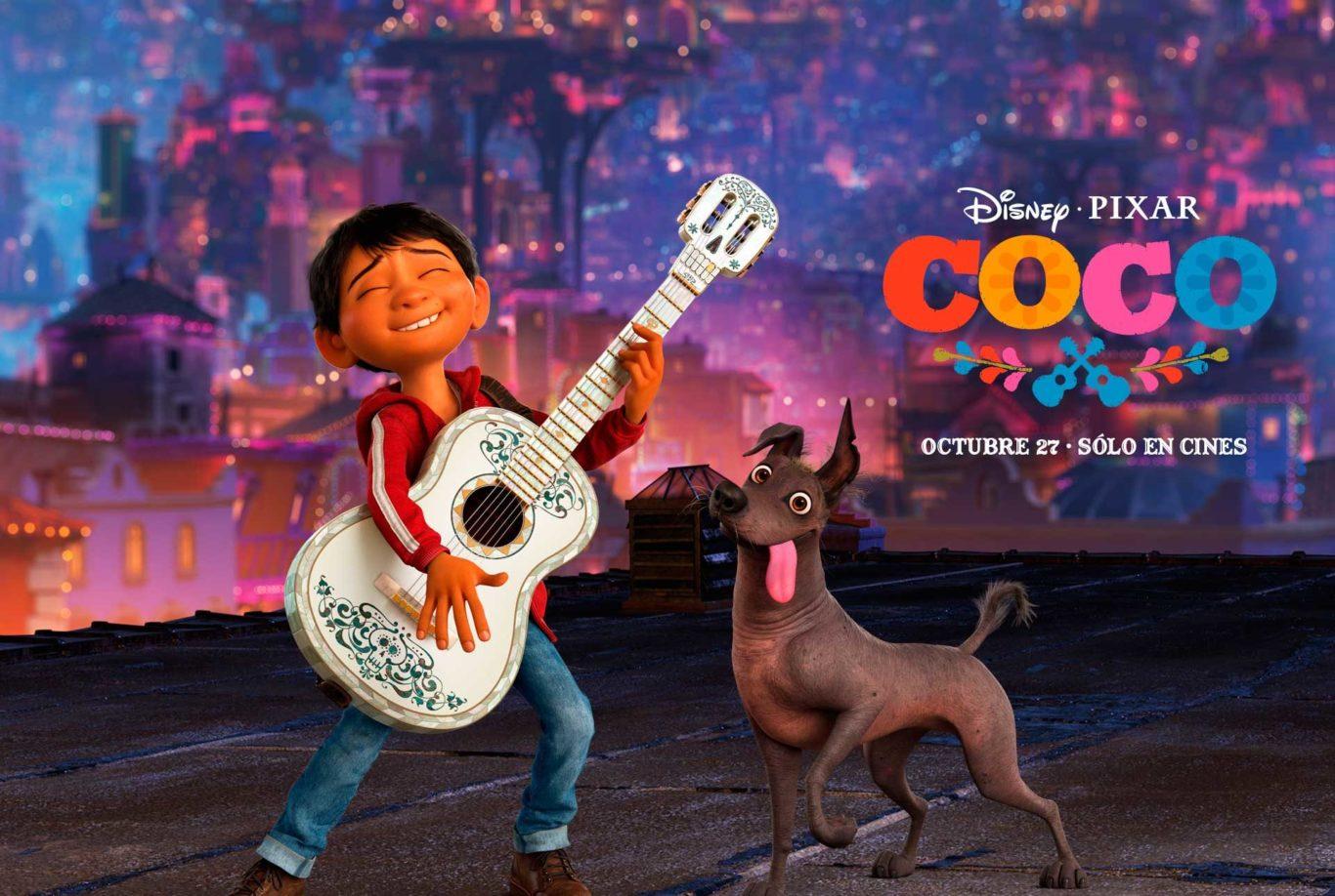 película Coco