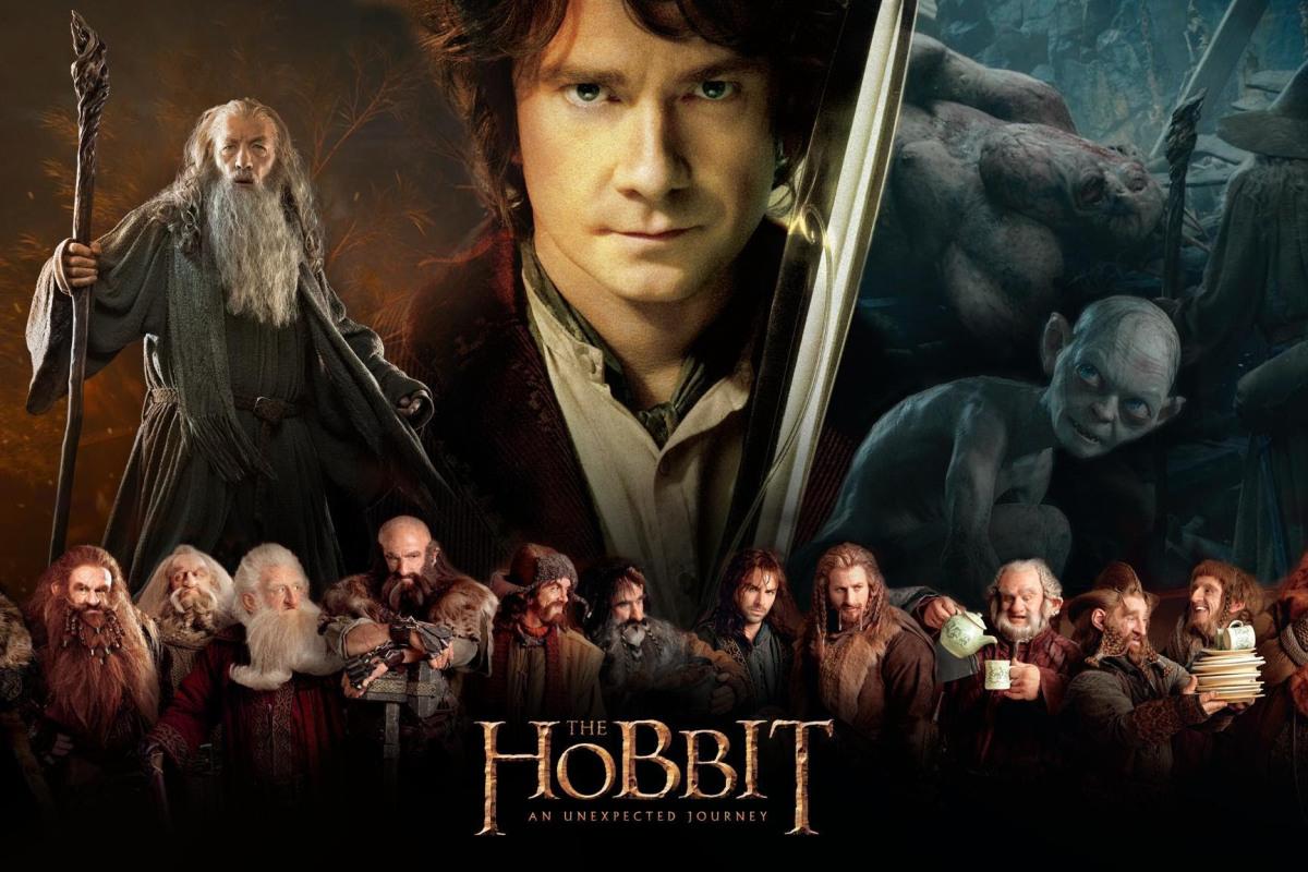 peliculas del hobbit