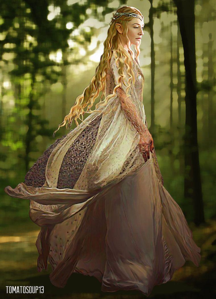 el señor de los anillos el retorno del rey: Cate Blanchett
