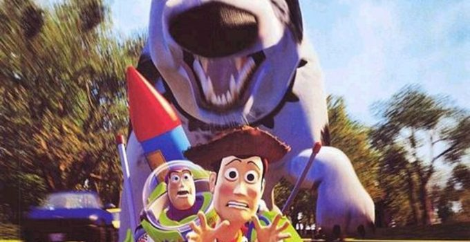 toy story 1: woody y buzz