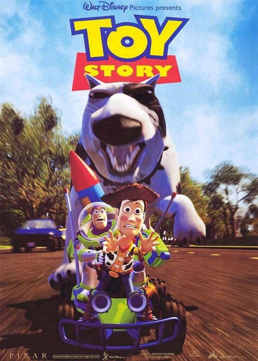 toy story 1: woody y buzz