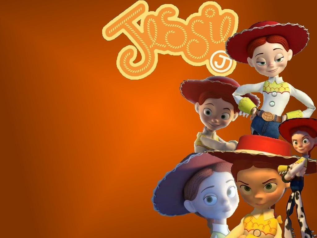 personajes de toy story