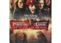 piratas del caribe 3: portada