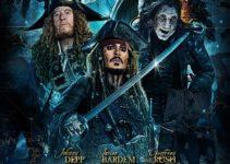 piratas del caribe 5: afiche