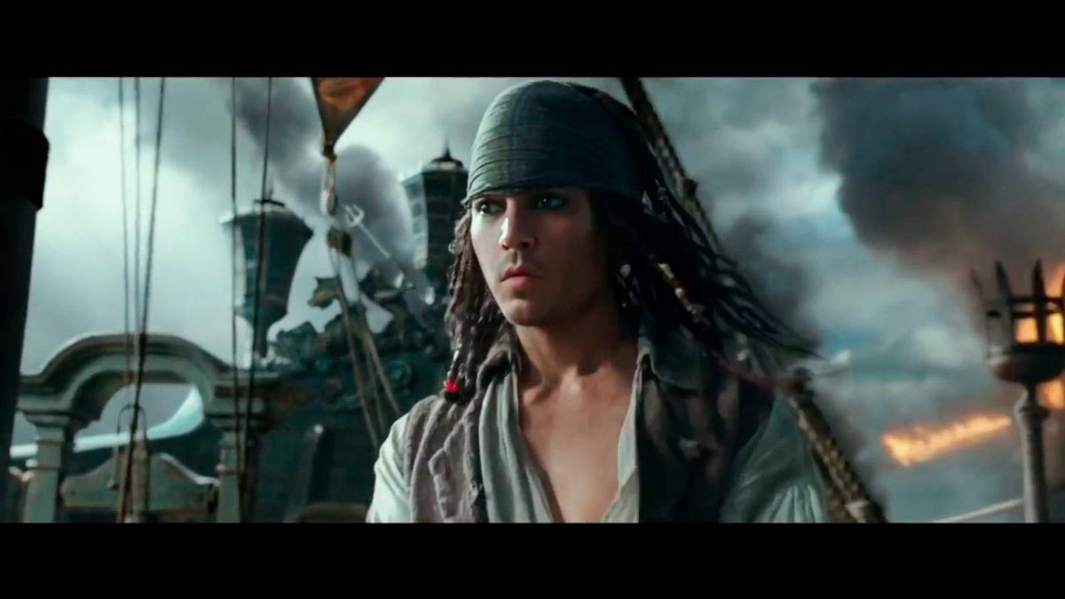 piratas del caribe 5: jack joven