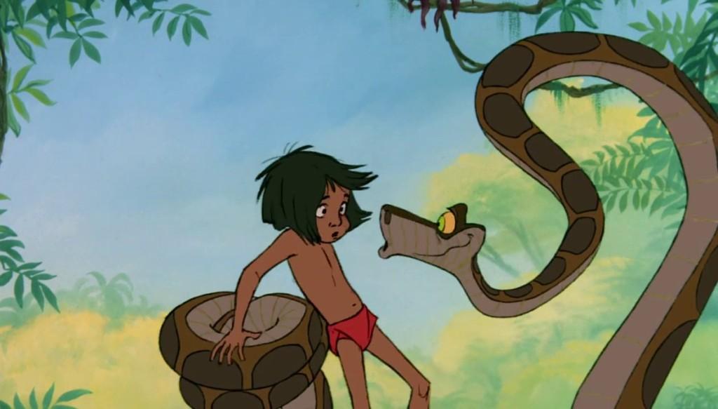 ¿Conoce la serpiente kaa? Descúbrela aquí